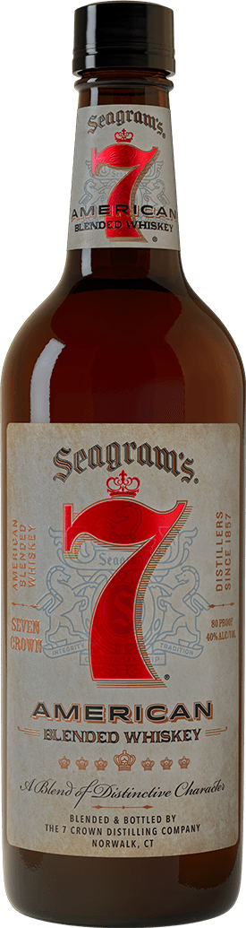 Seagrams 7 Whiskey